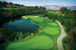 One day golf play tour in  Spring City Golf and  Lake Resort
