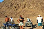 Quad Biking in the Egyptian Desert from Hurghada, Hurghada, 4WD, ATV & Off-Road Tours