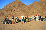 Quad Biking in the Egyptian Desert from Sharm el Sheikh, Sharm el Sheikh,