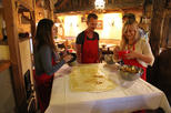 Dinner Cooking Class: Prezels, Dumplings & Apple Strudel