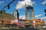 Downtown Nashville Walking Tour