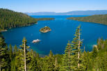 2-Day Small-Group Lake Tahoe and Napa Tour from South Bay