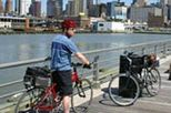 Hudson River Park Greenway and Central Park Bike Tour