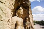 Private  Botique Tour: Yungang Grottoes and Hanging Monastery From Datong