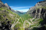 Andalsnes Shore Excursion: Trollstigen