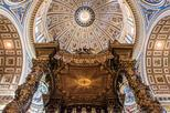 In-Depth Vatican Tour with Sistine Chapel and St Peter's Basilica