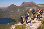 7-Day Cradle Mountain Overland Track Walking Expedition from Launceston, Launceston, Hiking & ...
