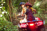 Cancun Combo Tour: ATV and Zipline with Cenote Swim, Cancun, 4WD, ATV & Off-Road Tours