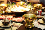 Hot Pot Dining Experience including Hot Spring Bathing or River Cruise in Shanghai