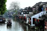 Private Zhujiajiao Water Town Boating Tour with Fruit Picking or Tea Tasting