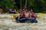 White Water Rafting on the Pigeon River