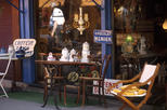 Small-Group Paris Walking Tour: St-Ouen Flea Market