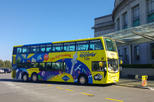 24hr Hop on Hop off Pass incl Tarlton's SeaLife Aquarium & Auckland Museum