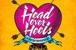 Head Over Heels on Broadway