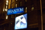 Phantom of the Opera na Broadway