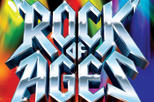 Rock of Ages on Broadway, New York City,