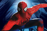 Spider-Man am Broadway