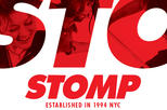 STOMP Off-Broadway
