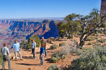 Grand Canyon South Rim Jeep Tour with Transport from Tusayan