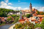 Private transfer tour for 4 PEOPLE to UNESCO World Cultural Heritage Monuments - Cesky Krumlov!
