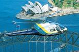Private Tour: Sydney Helicopter Flight and Sydney Harbour Lunch, Sydney, Helicopter Tours