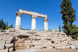 Ancient Corinth and Corinth Canal Private Tour from Athens
