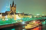 Cologne Rhine River Christmas Dinner Cruise