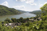 KD Rhine Pass - Nostalgic Route - Rhine Cruise from Koblenz to Rudesheim, Rhine River, Day Cruises