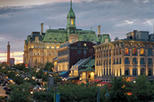 Walking Tour of Old Montreal or Downtown Montreal, Montreal,