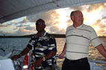 Calypso Dinner Cruise to Marigot, St Maarten, Night Cruises