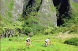 Dirt Mountain Biking in Kaaawa Valley, Oahu, Bike & Mountain Bike Tours