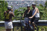 Oahu Bike, Hike, Sail and Snorkel Combo, Oahu, Bike & Mountain Bike Tours