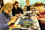 Zero Waste Day: Upcycling Design Workshop and Rescued Food Gourmet Lunch