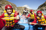 Queenstown Twin Challenge (Jet Boat Ride and White Water Rafting)