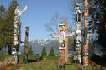 Vancouver City Walking Tour: Coal Harbour and Stanley Park