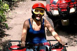 Cozumel Shore Excursion: ATV Jungle and Snorkel Beach Adventure