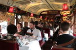 Colonial Tramcar Restaurant Tour of Melbourne, Melbourne,