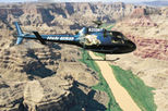 Grand Canyon West Rim VIP Helicopter Tour from Las Vegas, Las Vegas, Helicopter Tours