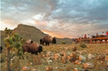Self-Drive Overnight Campout at Grand Canyon Ranch and Horseback Ride Adventure