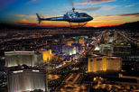Ultimate VIP Package: Las Vegas Strip Helicopter Flight, Limo, and VIP Nightclub Access