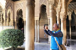 Alhambra and Nasrid Palaces: Private Tour through the Senses