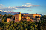 Skip the Line: Alhambra and Generalife Gardens Half-Day Tour, Granada,