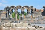 Day Tour from Yerevan including Tsitsernakaberd, Mother See Echmiadzin and Zvartnots Temple