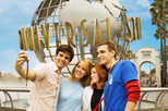 Universal Studios and Night Tour of Los Angeles from Anaheim
