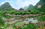 Private Tour Trang An UNESCO Shore Excursion from Ha Long Bay