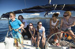 Private Luxury Yacht 3-Hour Charter from Barcelona