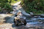 Fogo Lake Quad Bike Full Day Small-Group Tour with Lunch