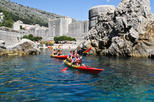 Dubrovnik Sea Kayaking and Snorkeling Adventure