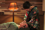 Japanese Lymphatic Massage at an Upscale Salon in the Ginza District