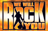 Espectáculo teatral: 'We Will Rock You'